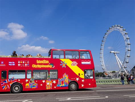 Book CitySightseeing London Bus Tour - AttractionTix