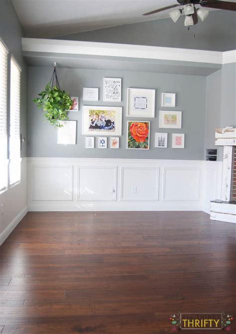 Distressed Wood Flooring Home Depot - flooring reveal home legend barrett distressed hickory