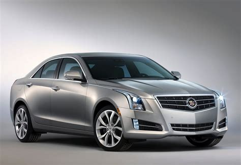 2013 cadillac ats sedan 2013 cadillac ats sedan front 3 4 right egmcartech