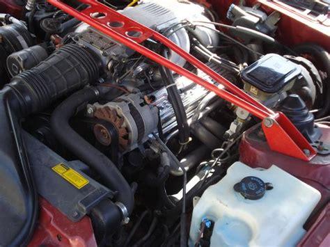 camaro 350 tpi engine 1991 l98 z28 350 tpi camaro third generation f body