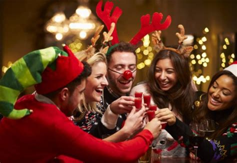 how to be a work christmas party pro bridgewater uk