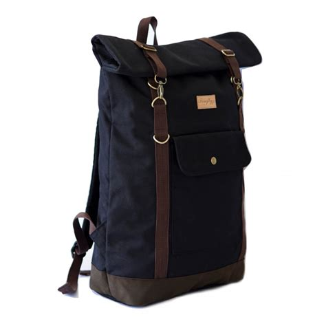Tas Travel Travel Backpack tas travel backpack black mall indonesia