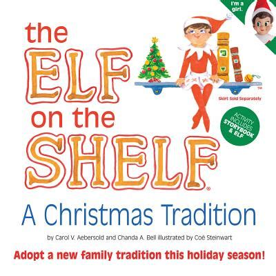 The On The Shelf Tradition by The On The Shelf A Tradition Book By Carol