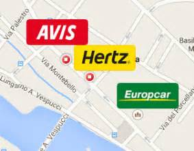 Car Rental Florence Italy Avis Car Rental Florence Airport Italy