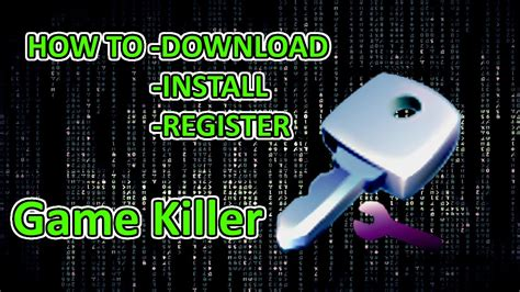 full version game killer how to download install register game killer full