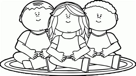 child at school coloring page coloring home