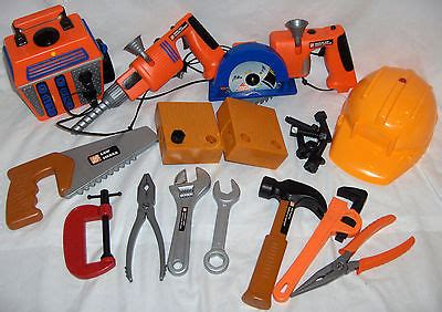 home depot power tools tool set drill saw hardhat