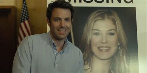 themes in gone girl movie gone girl trailer ben affleck and rosamund pike star in