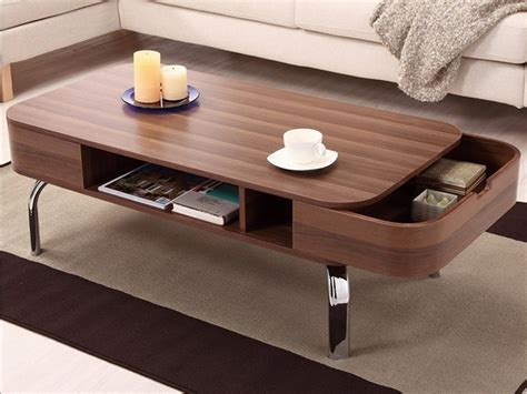 modern coffee table with drawers coffee table with drawers design images photos pictures