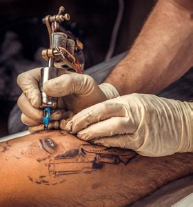 tattoo ink health concerns think before you ink health risks associated with tattoos