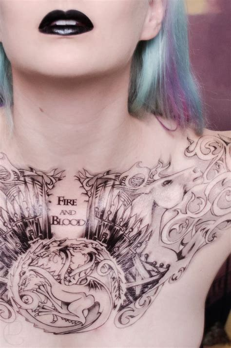targaryen tattoo 66 best images about of thrones on v