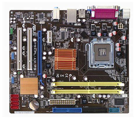 Board Asus P5kpl Am Se Rusak Motherboard Asus Fnf Computer S