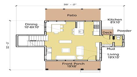 modern cottage floor plans small modern cottage house plans small modern beach house