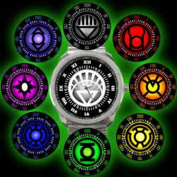 green lantern ring colors the world s catalog of ideas