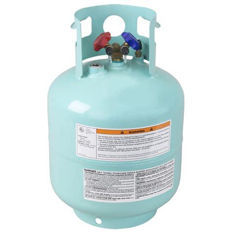 Freon Botol Robinair 34750 50lb R134a Ac Tank On Sale At Toolpan