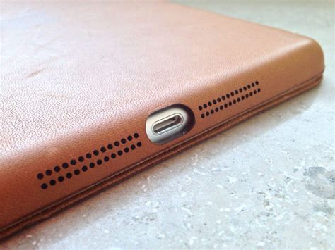 it s expensive but apple s leather ipad mini smart case