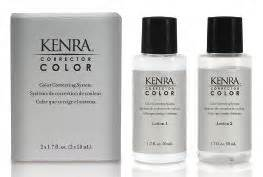 kenra color corrector six before and after color makeovers career modern salon