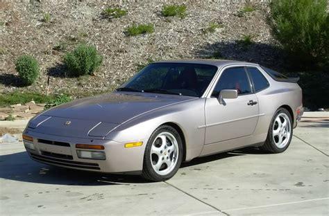 porsche 944 silver fs 1988 944 turbo s silver rose metallic rennlist