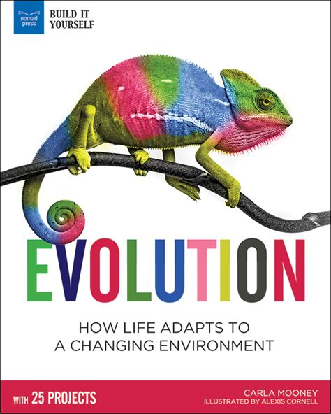 evolution how adapts to a changing environment