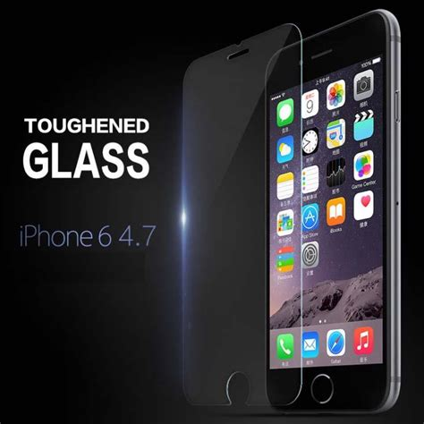 Tempered Gorila Glass Iphone 4 4s best 0 26mm 2 5d 9h gorilla tempered glass screen protector guard or iphone 6 plus 5 5s 5c