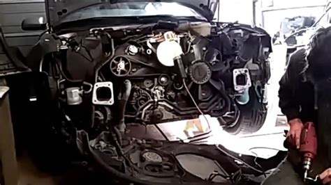 audi replacement 01 audi a4 quattro waterpump replacement time lapse 1