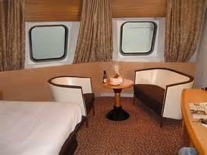 cap finistere de luxe cabin deck seven port side facing