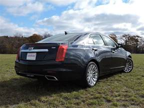 Awd Cadillac Cts 2016 Cadillac Cts 3 6l Awd Review Autoguide News