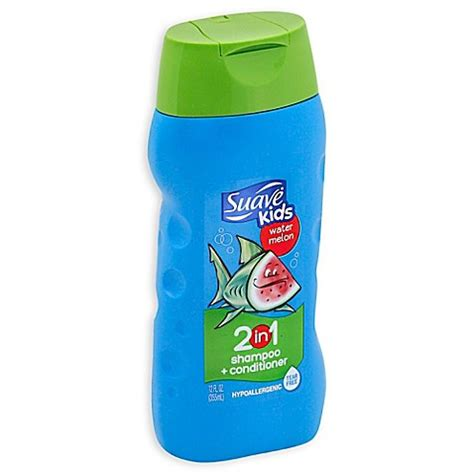 Bmks Shoo 2 In 1 With Conditioner suave 174 174 12 oz 2 in 1 watermelon shoo and conditioner buybuy baby