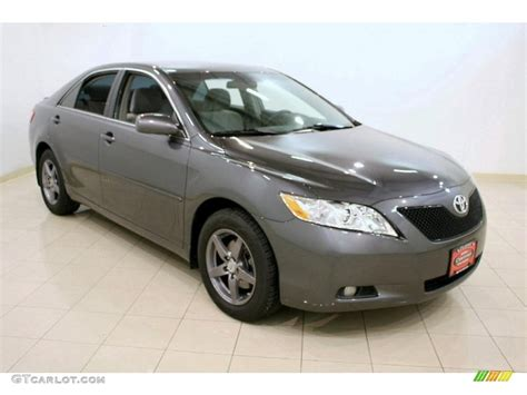 Toyota Paint Warranty Information Magnetic Gray Metallic 2009 Toyota Camry Le Exterior Photo