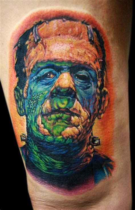 tattoo fixers halloween frankenstein frankenstein tattoo by tat2istcecil on deviantart