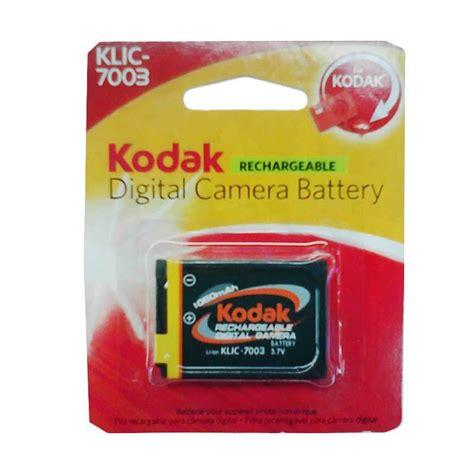Battery Attitude Klic 7003 For Kodak jual kodak klic 7003 battery harga kualitas terjamin blibli