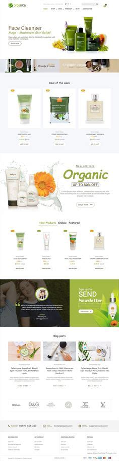 themeforest organica with some more scent gala acumsan could become the most