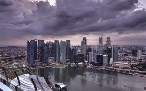 natale christmas singapore marina bay sands singapore from marina bay sands skypark wide screen wallpaper 1080p 2k 4k