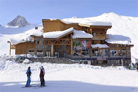 tignes appartments le jhana tignes val claret ski holidays france ski