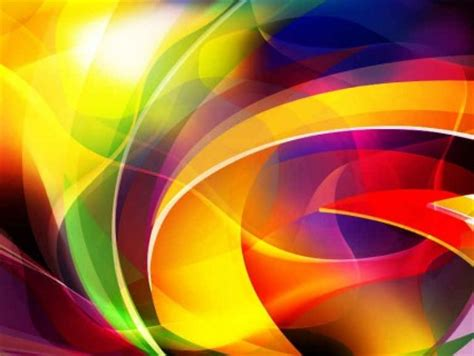 wallpaper garis bergelombang abstrak latar belakang warna warni vector latar belakang
