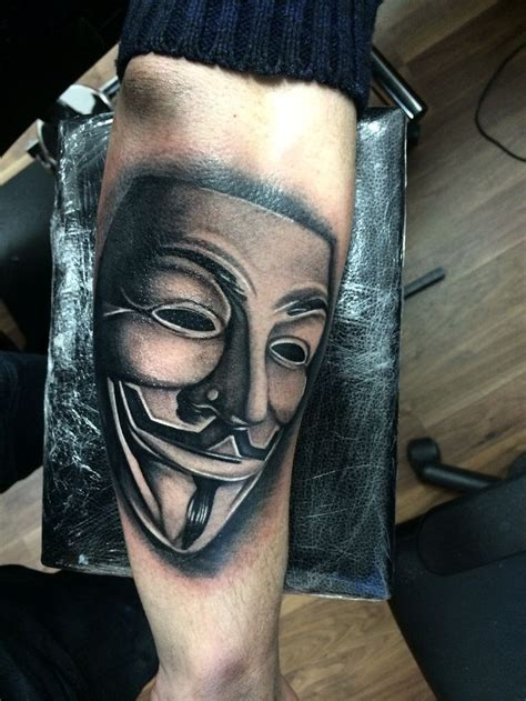 anonymous tattoo 25 best tattoos images by luke sayer artist on