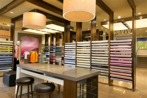 linen club store by jga and frdc 187 retail design