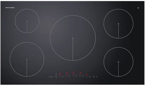 Fisher And Paykel Induction Cooktop Review fisher paykel ci905dtb1 induction cooktop appliances