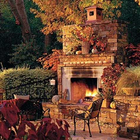 southern living fall decor home infatuation design live luxury outdoor