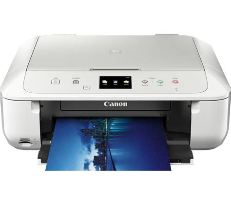 Printer Canon canon pixma mg6851 all in one wireless inkjet printer deals pc world