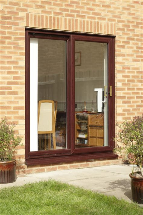 upvc patio doors patio doors upvc aluminium patio door range anglian home