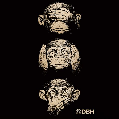3 wise monkeys tattoo designs 3 wise monkeys by yannickbouchard on deviantart