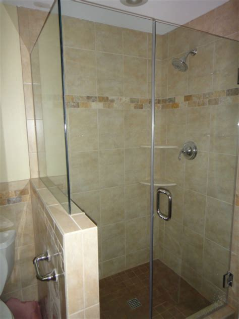 bathroom shower enclosures ideas cook bros 1 design build remodeling contractor in