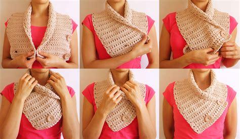 bufandas crochet 2016 bufandas tejidas a gancho 2016