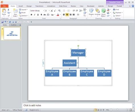 how to make a template in powerpoint 2010 organizational chart template for powerpoint 2010
