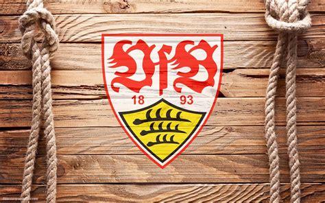 stuttgart logo vfb stuttgart wallpapers hd hintergrundbilder