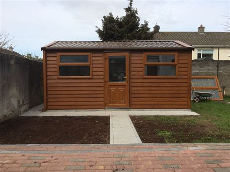 Insulated Outdoor Shed Quality Garden Sheds Ireland At C S Sheds