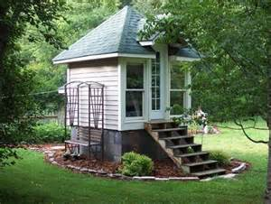 House To Home Small Gardens A Small House In The Garden Ideas For Home Garden