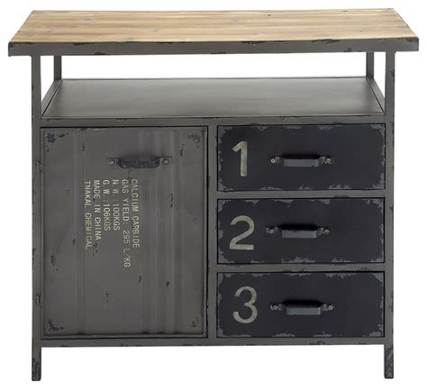 Industrial Cabinets by Multipurpose Metal Wood Utility Cabinet Industrial