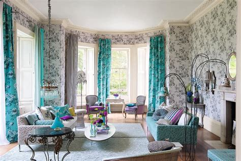 stepping away from contemporary design stately home style